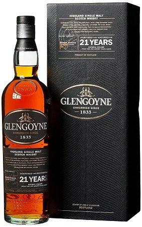 0,7 Liter Flasche Glengoyne Single Malt Whisky 21 Jahre für 86,99€ inkl. VSK