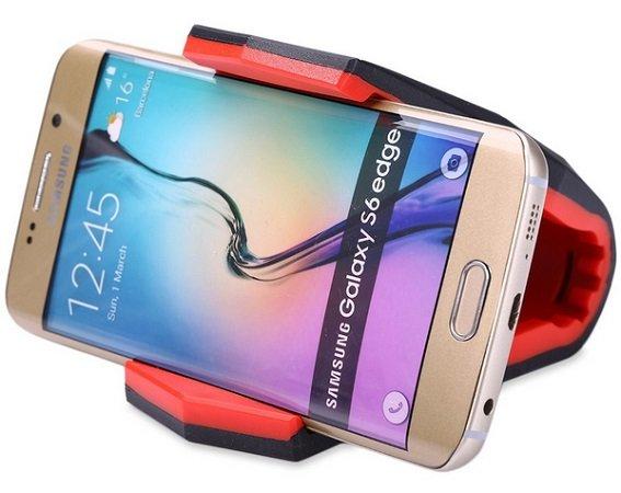 Smartphone Krokodilklemme / Handyhalterung für nur 2,53€ inkl. VSK