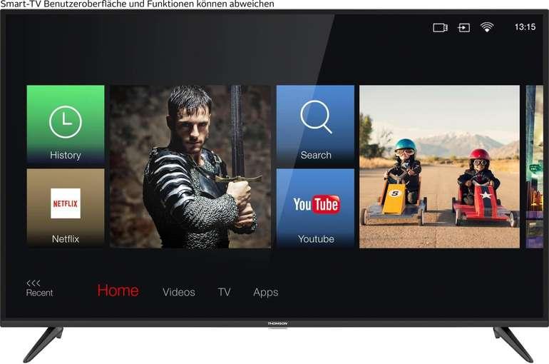 Thomson 32FD5526 - 32 Zoll Full HD Smart TV für 129€ (statt 165€)