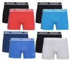 Kappa Sebo Herren Boxershorts im 6er Pack für 19,99€ inkl. Versand