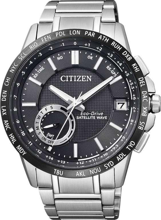 Citizen Satellite Wave CC3005-51E Herrenarmbanduhr mit Solar für 636€ (statt 877€)