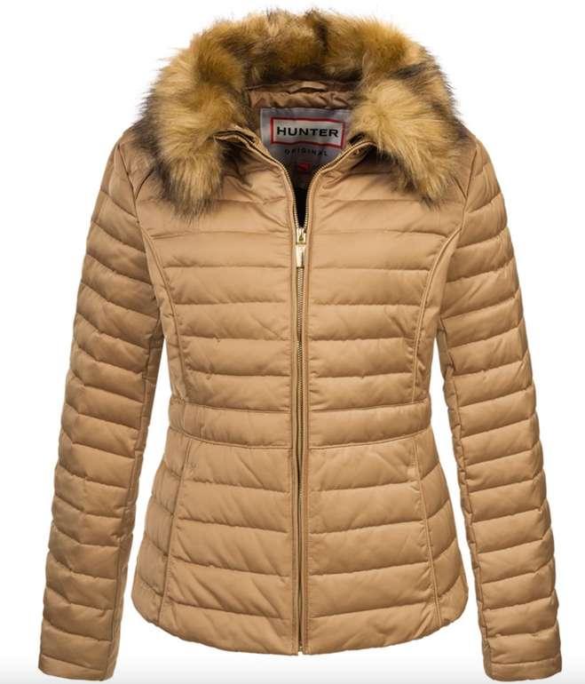 Hunter Refined Quilted Damen Daunenjacke für 99,99€ inkl. Versand (statt 119€)