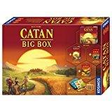 Die Siedler von Catan (Big Box) für 29,03€ inkl. Versand (statt 47€)