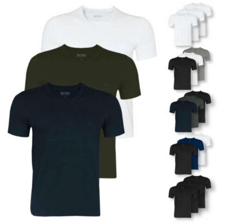 3er-Pack Hugo Boss T-Shirts für Herren nur 27,96€ inkl. Versand (statt 40€)