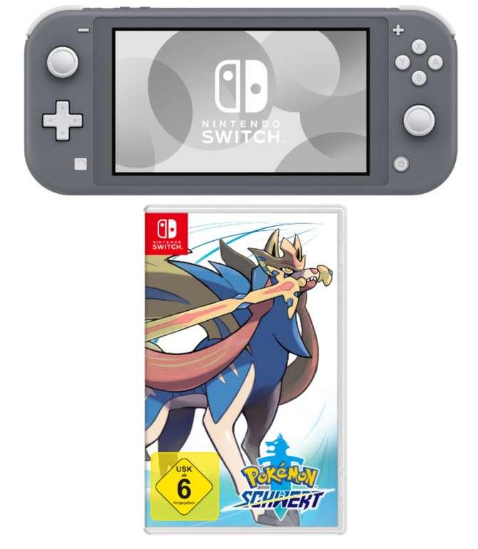 Nintendo Switch Lite mit 32 GB + Pokemon Schwert (4,95€) + otelo Allnet-Flat Go mit 5 GB LTE für 14,99€mtl.