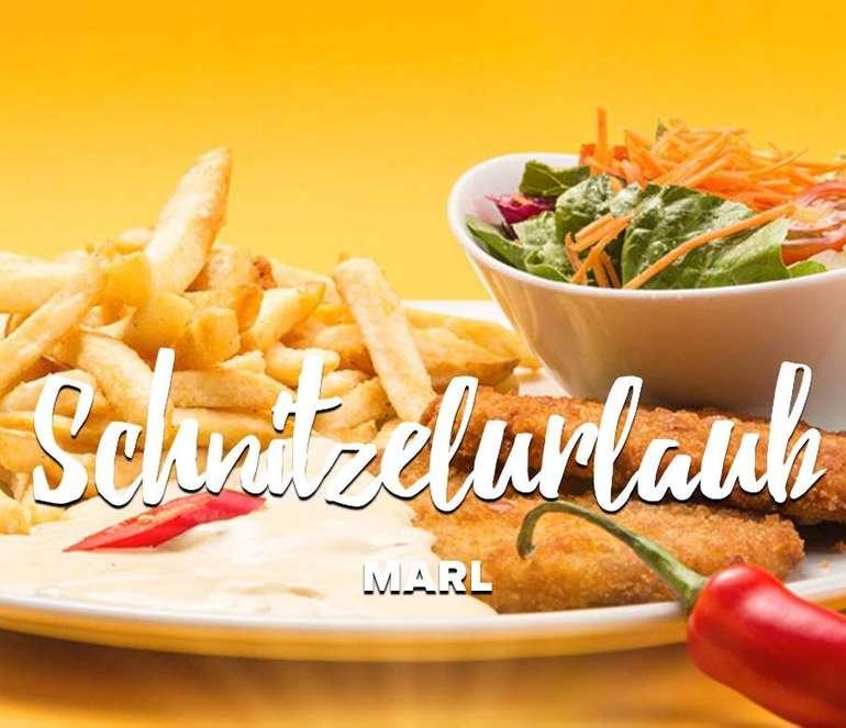 Cafe Del Sol Schnitzelurlaub - Schnitzel Flatrate für 12,90€ (Mo. bis Do. ab 11 Uhr)
