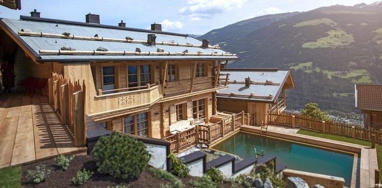 2ÜN Hochleger Luxus Chalet Resort