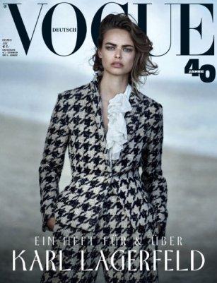 Vogue im Jahresabo für 83,80€ + 85€ Amazon-Gutschein