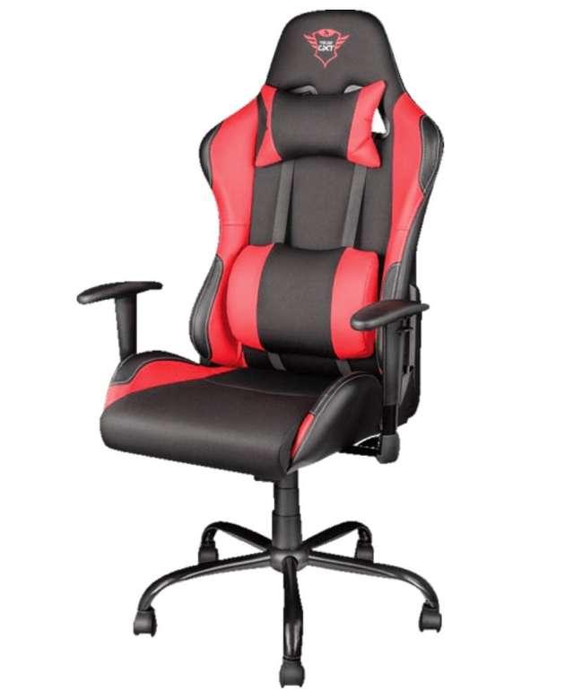 Trust GXT 707R Gaming-Stuhl in schwarz/rot für 169€ inkl. Versand (statt 185€)