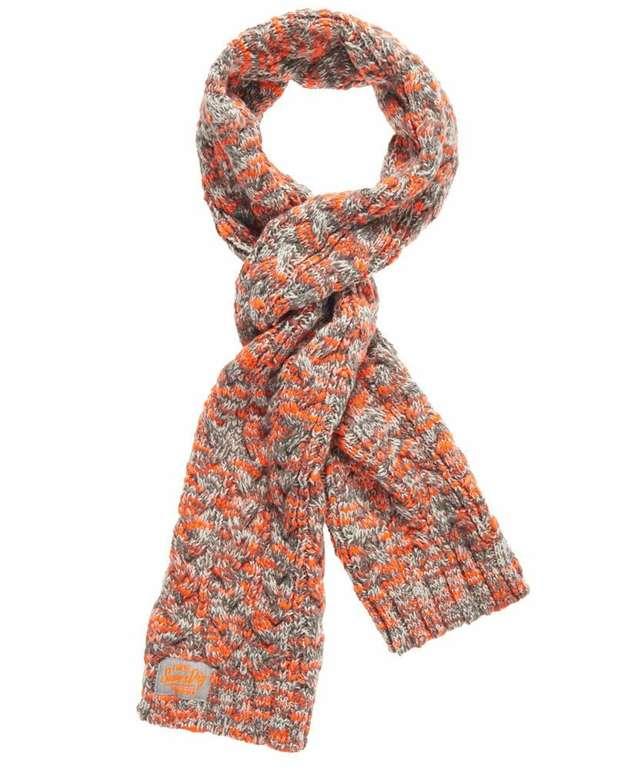 Superdry Damen Colour Splash Schal für 12,50€ inkl. Versand (statt 19€)