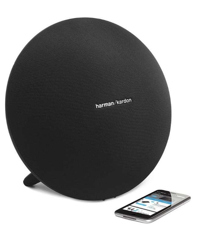 Harman Kardon Bluetooth-Lautsprecher Onyx Studio 4 für 106,89€ (statt 139€)