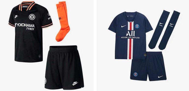 Nike Fußballtrikot-Set 2