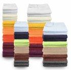 4 Handtücher + 2 Duschtücher aus 100% Baumwolle für 19,95€ inkl. Versand