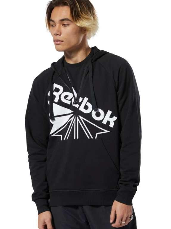 "Reebok ""CL GP 1/2 Zip OTH"" Herren Sweatshirt für 28,86€ inkl. Versand (statt 39€)"