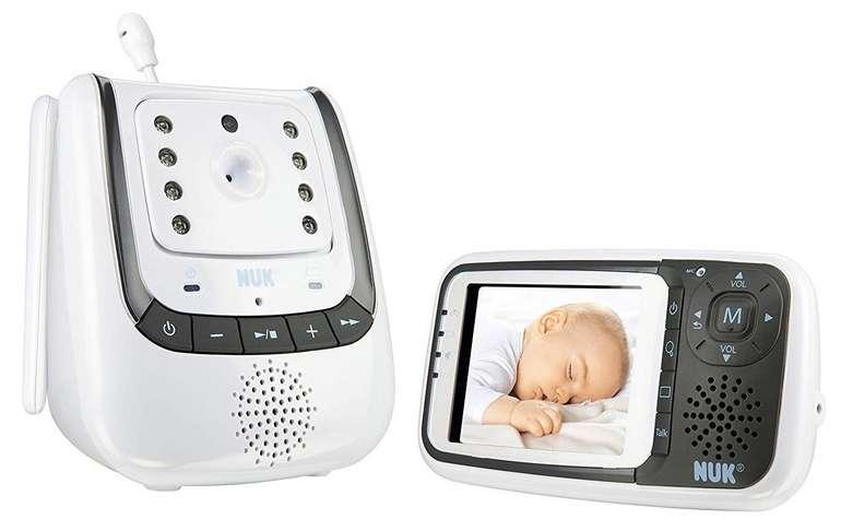 """Babymarkt: -10% auf die Kategorie """"Kinderzimmer"""", z.B. NUK Babyphone Eco Control + Video für 143,99€"""