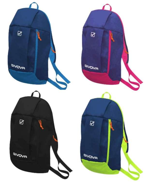 Givova Kinder Freizeit Rucksack in vers. Farben zu je 4,44€inkl. Versand (statt 20€)