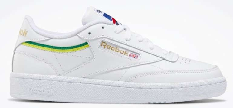 "Reebok Classics Club C 85 Damen Sneaker im ""White""-Colourway für 43,84€ inkl. Versand (statt 62€)"