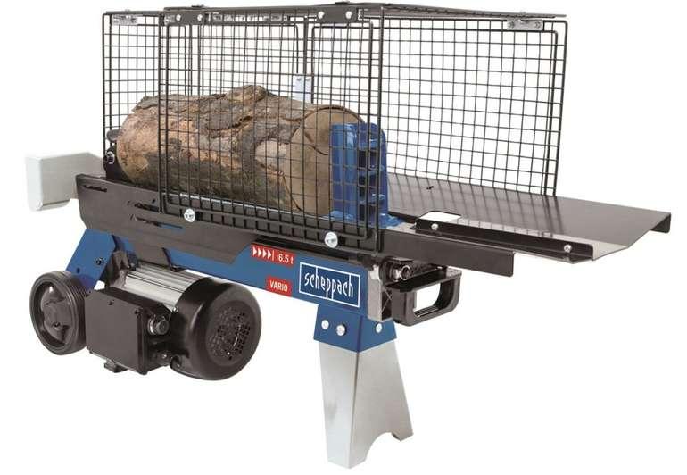 """Scheppach Holzspalter """"HL660o"""", 6,5t, 230V, liegend Hydraulikspalter für 209,91€ (statt 246€)"""