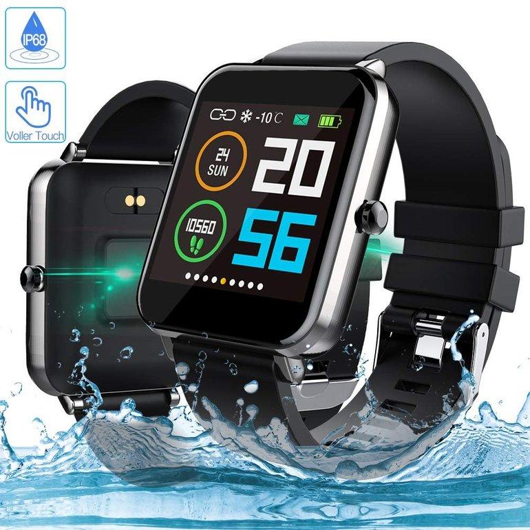 """ZagZog Smartwatch mit 1,54"""" Touchscreen für 29,99€ (statt 50€)"""