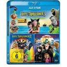 Hotel Transsilvanien 1-3 (Blu-ray) für 8,99€ inkl. Versand (statt 17€)
