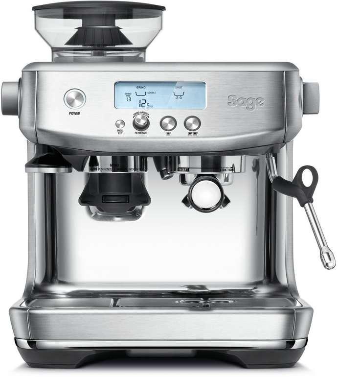 Sage SES878 the Barista Pro (15bar) für 499€ inkl. Versand (statt 549€)