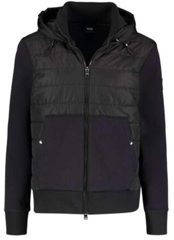 Boss Seeger 41 Herren Sweatshirtjacke für 137,72€ inkl. Versand (statt 200€) - nur in L und XXL!