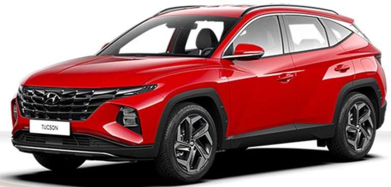 Privat Leasing: Hyundai Tucson Plug-In Hybrid mit 265 PS für 219€ netto mtl. (BAFA, ÜF: 890€, LF: 0.51)