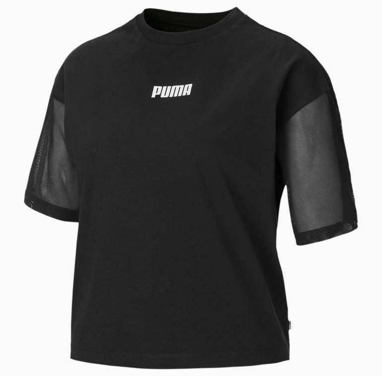 Puma Mesh Damen T-Shirt in 3 Farben für je 11,20€ inkl. Versand (statt 14€)