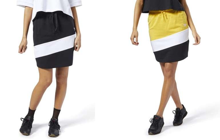Reebok Classics Vector Jersey Skirt
