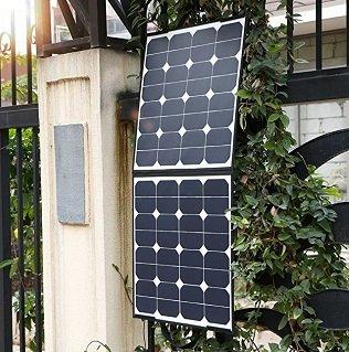 3 Solar-Produkte von Mohoo reduziert z.B. zusammenklappbare Solarzelle 135,99€