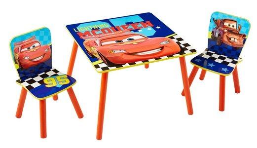 Ebay Plus: Disney Kindersitzgruppe mit 2 Stühlen + 1 Tisch für nur 37,90€