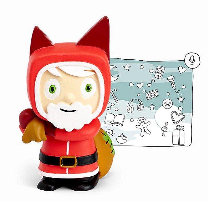 Tonies Hörfigur Kreativ-Tonie - Weihnachtsmann für 9,90€ inkl. Versand (statt 13€)