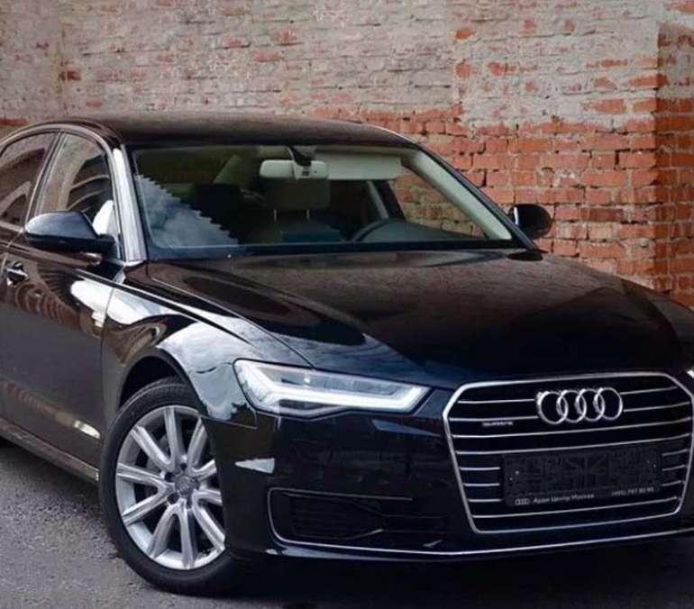 Gebrauchtwagen Finanzierung: Audi A6 2.0 TDI Sport Design S-Line Edition für 271€ mtl. (ohne Anzahlung)