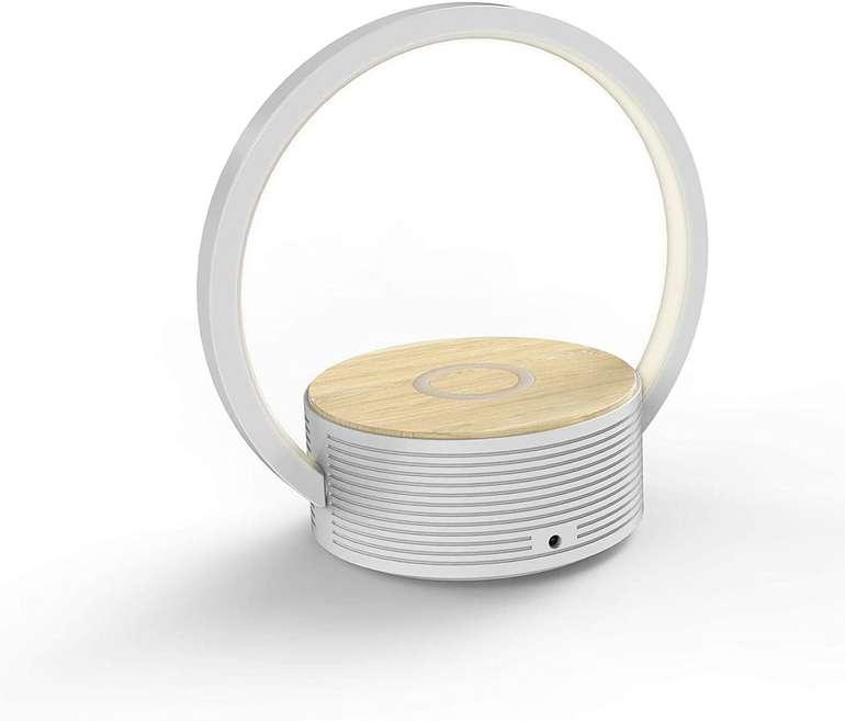 CosySun Nachttischlampe mit Ladefunktion & Lautsprecher für 19,99€ inkl. Versand (statt 40€)