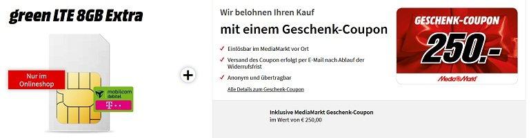Telekom Allnet-Flat 18GB LTE 2
