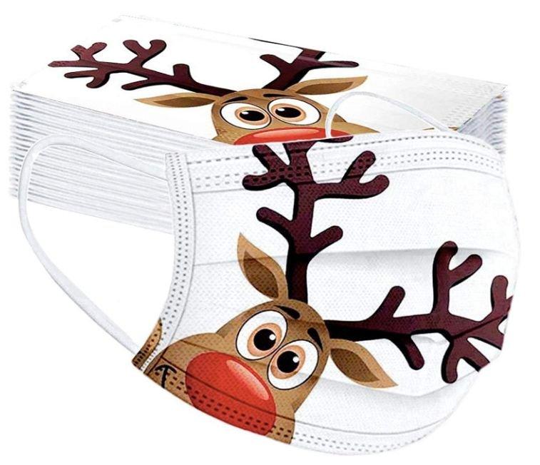 LineCill verschiedene 50er Pack Einweg Mund-Nase-Masken für je 9,98€ inkl. Versand (statt 50€)