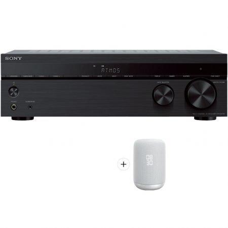 Sony STR-DH790 AV-Receiver (7.2 Kanäle, 145 Watt) + Smart Speaker für 279€