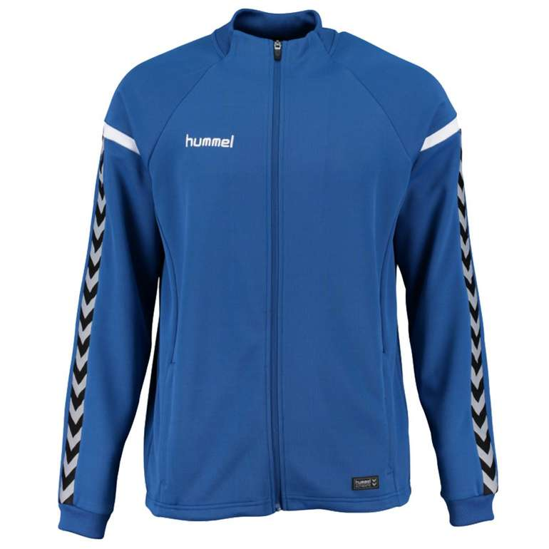 SportSpar Restgrößen-Sale mit bis zu 55% Extra Rabatt - z.B. hummel Authentic Charge Herren Jacke für 4,50€ (statt 14€)