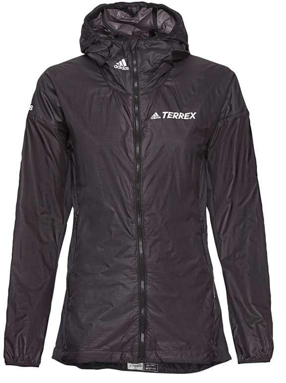 """adidas """"Agravic Ashiel"""" Damen Outdoor Jacke in schwarz für 59,99€inkl. Versand (statt 80€)"""