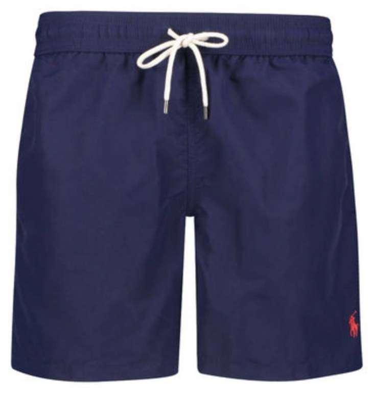 Polo Ralph Lauren Herren Badeshorts in Blau für 54,86€ inkl. Versand (statt 80€)