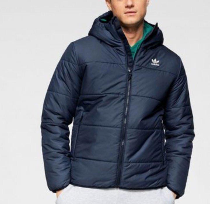 """Adidas Originals Herren Winterjacke """"Jacket Padded"""" für 55,70€ inkl. Versand (statt 69€)"""