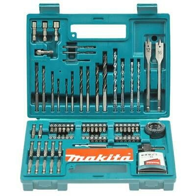 Makita Bohrer- u. Schraubendreher-Bit-Set 100 tlg. im Koffer (B-53811) für 26,91€