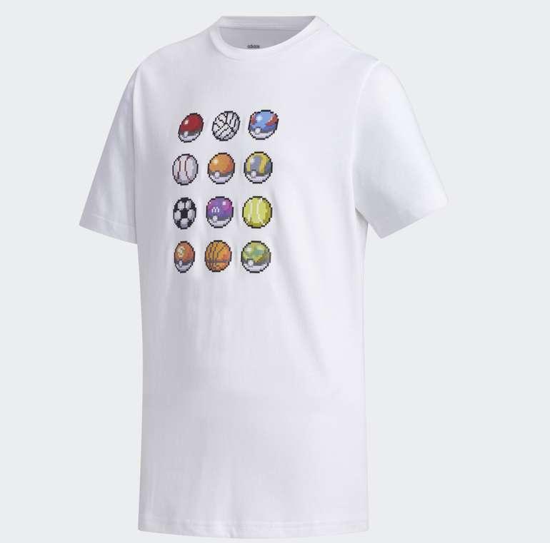 Adidas Kinder Pokémon T-Shirt in 2 Farben für je 13,96€ inkl. Versand (statt 17€) - Creators Club