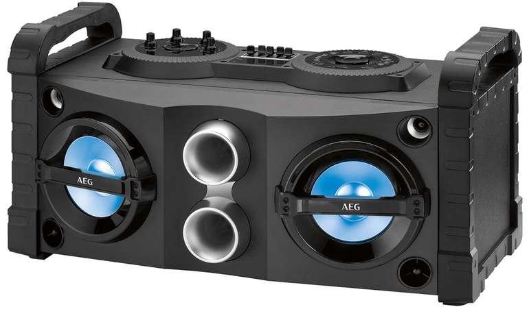 AEG Entertainment-Center EC4835 Bluetooth inkl. Mikrofon für 78,49€