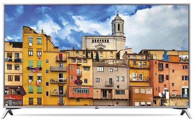 LG 49UJ6519 Ultra HD SmartTV mit Tripe Tuner für 529€ inkl. Versand (statt 606€)