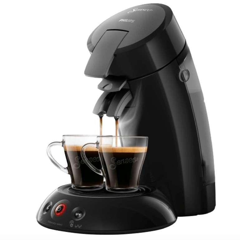 Philips Original Senseo HD6554/68 Kaffeepadmaschine für 39,99€ inkl. Versand