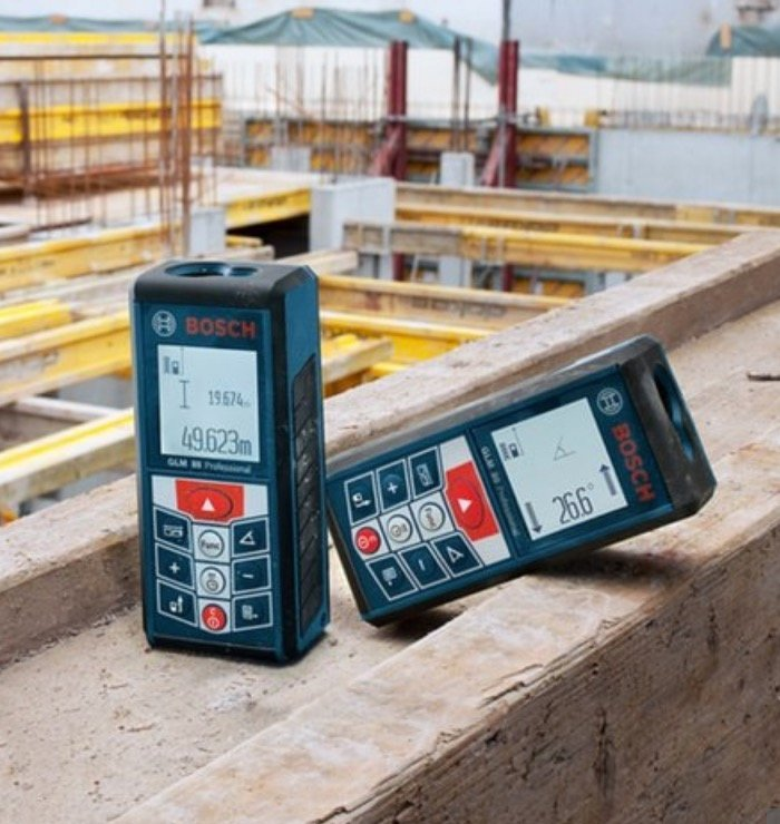 Bosch GLM 25 Laser-Entfernungsmesser für 36,52€ inkl. Versand (statt 41€)