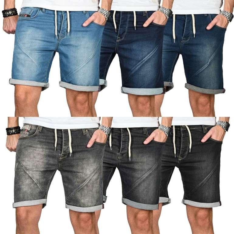 Salvarini Herren Jeans Short für 22,90€ inkl. Versand (statt 30€)