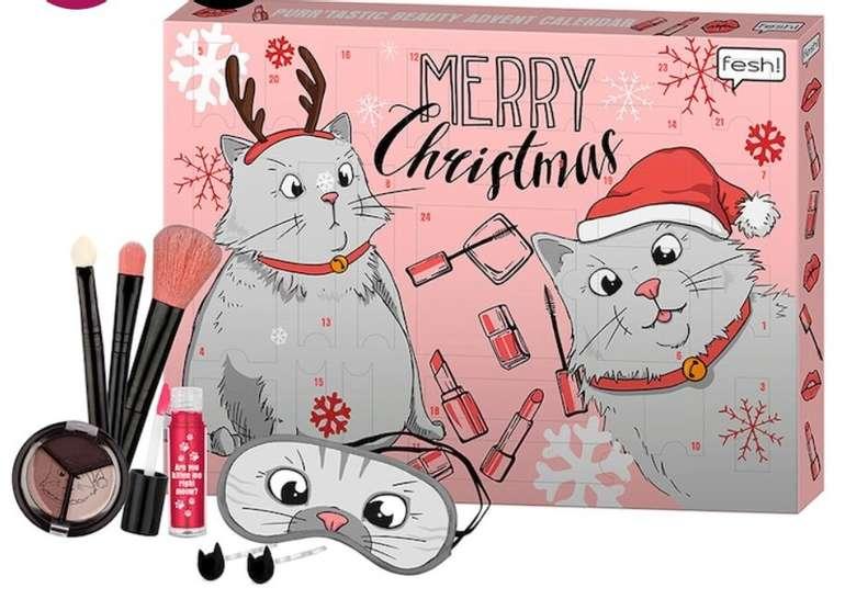 PURRR'tastic Advent Calendar Adventskalender Boulevard de Beauté Gesichts-Make-up für 13,94€ (statt 23€)