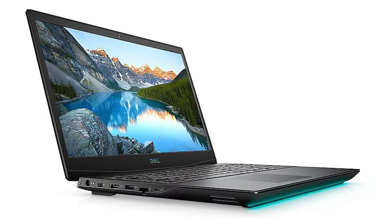 Dell G5 15 5500 FMD52 Laptop mit 15,6 Zoll (i7-10750H 8GB/512GB SSD GTX1660Ti) für 954,99€ inkl. Versand (statt 1252€)